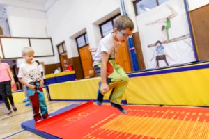 Vedeme k pohybu a společné aktivitě